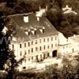 tzv. Vančov mlyn (stav okolo roku 1925)