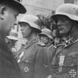 vyznamenávanie nemeckých vojakov