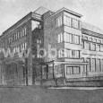 jedna zo štúdií Národného domu (architekt Emil Belluš)
