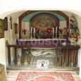Boží hrob - interiér kaplnky