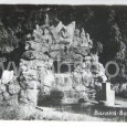 Pôvodný stav fontány okolo roku 1930