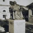 socha A. B. Sládkoviča v Radvani