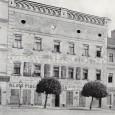 Thurzov dom pred II. svetovou vojnou, za ktorej bol natoľko poškodený, že reálne hrozilo jeho zbúranie