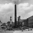 obelisk na Námestí SNP