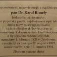 preklad textu z náhrobného kameňa