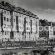 bytové domy na ulici ČSA okolo roku 1926