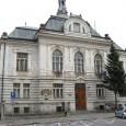 budova na Skuteckého ulici č. 10 (pôvodne sídlo obchodnej a priemyselnej komory)