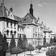 budova sedrie v roku 1925