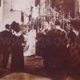 svadobný obrad vo farskom kostole