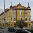 """budova kde sa pôvodne nachádzala kaviareň """"Hungária"""" na Hornej ulici č. 25"""