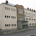 budova na Skuteckého ulici č. 20 po rekonštrukcii (dnes sídlo VšZP)