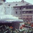 fontána v Národnej ulici 1965