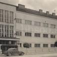 Československá štátna kovorobná škola na Skuteckého ulici č. 20 (neskôr SPŠ stavebná)