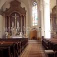 interiér slovenského kostola (2013)