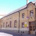 Robotnícky dom postavilo v rokoch 1924 - 1925 Družstvo Robotníckeho domu v Banskej Bystrici