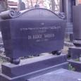 hrob pravotára Dr. Karola Tandlicha