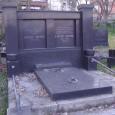 hrob manželov Kemeovcov na židovskom cintoríne na Rudlovskej ceste