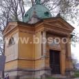 hrobka rodiny Herritzovcov na katolíckom cintoríne (projektoval budapeštiansky architekt Miklós Ybl)