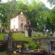 pohľad na cintorín z juhu