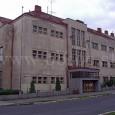 budova na Skuteckého ulici č. 20 (pôvodne štátna kovorobná škola, neskôr SPŠ stavebná)