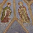 výzdoba južnej predsiene farského kostola
