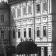 filiálka Obchodnej banky bola v priestoroch biskupského paláca na prízemí, ktorý mala banka do roku 1941 prenajatý
