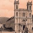 Kapitulská ulica s kostolom sv. Františka Xaverského