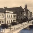 budova evanjelického gymnázia, neskôr v nej sídlil štátny učiteľský ústav