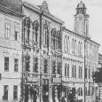 pôvodne budova Rakúsko - uhorskej banky na Námestí Š. Moyzesa č. 4
