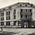 budova penziónu YMCA - Kresťanský zväz mladých mužov (neskôr CKM juniorhotel, dnes rektorát UMB), v penzióne sa nachádzalo 56 - jednoposteľových a 10 dvojposteľových izieb, jedáleň, čitáreň a garáže