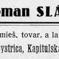 dobová reklama z roku 1936