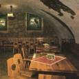 Červený rak (pôvodne Budvarská pivnica a juhočeská reštaurácia U RAKA) - interíer