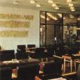 interiér kaviarne ÚSVIT na Fončorde