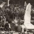 odhalenie kenotafu (symbolického náhrobku) Oszkára Petrogalliho v roku 1931 - 6 rokov po  jeho smrti