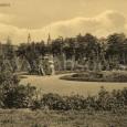 mestský park okolo roku 1915