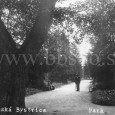 mestský park v roku 1932