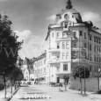 Porgesov palác bol dokončený v roku 1912 na Kukučínovej ulici č. 5 (pôvodne Na Potôčku č. 8)