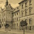 budova sedrie (okolo roku 1910)