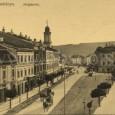 pohľad na Horné námestie okolo roku 1905