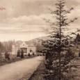 mestský park okolo roku 1905