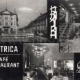 cafe restaurant Bystrica (v priestoroch bola pôvodne kaviareň Hungária)