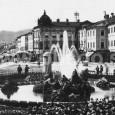fontána na Námestí 1926