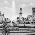 fontána na Námestí 1916