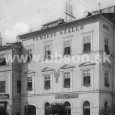 budova hotela Rak na Námestí SNP č. 15 v roku 1912  (dnes OTP banka)