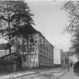 Národná ulica v roku 1927, ešte bez budov Národného domu a Národnej banky