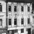 dom na dnešnom Námestí Š. Moyzesa č. 6 v roku 1955 (reštaurácia bola ešte v prevádzke, ale už nie pod pôvodným názvom)