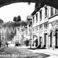 nová zástavba v Národnej ulici okolo roku 1930
