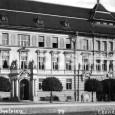 budova lesného riaditeľstva okolo roku 1928
