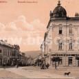 na prízemí domu na Dolnej ulici č. 2 (budova Tatra banky) dlhé roky prevádzkoval pohrebníctvo Arpád Holesch