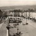 námestie okolo roku 1935